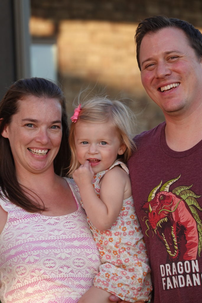 New Resident Profile_ AJ and Gracie Platt